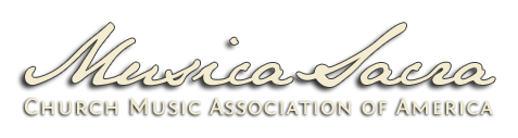 Church Music Resources | Church Music Association of America