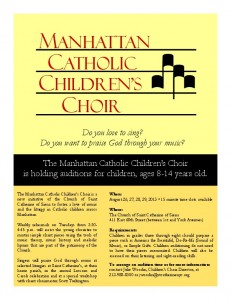 ManhattanCatholicChildrensChorus