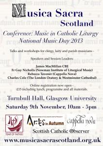 MusicaSacraScotland2013