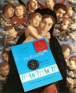 madonna and cherubs a
