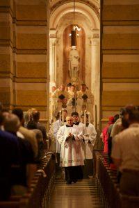 basilica-procession